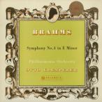 ブラームス:交響曲4番Op.98/O.クレンペラー指揮フィルハーモニアo./英COLUMBIA:SAX 2350