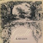 アダン:バレエ音楽「ジゼル」/H.v.カラヤン指揮ウィーンpo./英DECCA:LXT 6002