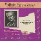 ベートーヴェン:交響曲6番Op.68「田園」/W.フルトヴェングラー指揮ウィーンpo./墺HMV:VALP 1041