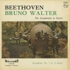 ベートーヴェン:交響曲7番Op.92/B.ワルター指揮コロンビアso./英PHILIPS:SABL 166