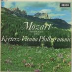 モーツァルト:交響曲33番K.319,39番K.543/I.ケルテス指揮ウィーンpo./英DECCA:SXL 6056