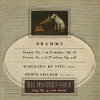 <自主製作CDR>ブラームス:ヴァイオリン・ソナタ1番Op.78,3番Op.108