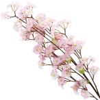 造花 桜 桜の大枝 M 3398 1本 桜の枝 ディスプレイ シルクフラワー