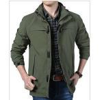 チェスターコート 冬物大人気 メンズコート スプリングコート メンズファッション ロングコート 大きサイズ 紳士服 アウター トレンチコート ジャケット