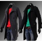 メンズファッション ロングコート 大きサイズ 紳士服 アウター トレンチコート ジャケット チェスターコート 冬物大人気 メンズコート スプリングコート