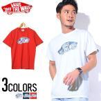 """Tシャツ vans メンズ ロゴ 半袖 ストリート""""VANS(バンズ)SK8 OTW Patchwork S/S T-Shirts/全3色"""""""