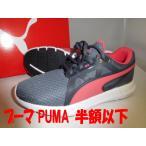 半額以下!プーマ【PUMA】スニーカー190555-04レディース半額以下!柔らかい合成繊維 小さ目です。グレー色 高さ3cm \6912
