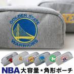 NBA ペンケース NBA グッズ バスケ グッズ NBA ペンポーチ 男の子 大容量 ペンケース 大容量 ファスナー ポーチ メンズ ポーチ 小物入れ 送料無料