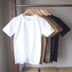 Re made in tokyo japan アールイー Tokyo Made Dress T-shirt トウキョウメイドドレスTシャツ 3 colors