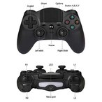 ps4 ワイヤレス コントローラー Wetoph GD12 Dualshock4 ワイヤレス ゲームパッド for PlayStation4 無線