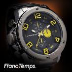 腕時計 メンズ クロノグラフ ブランド フランテンプス