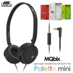 �إåɥۥ� �إåɥե��� �ޥ�����ǽ�դ� MQbix Palette mini Digital Stereo Headphones with Microphone
