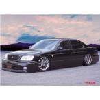 BLOWDESIGN ブローデザイン MODE PARFUME モードパルファム トヨタ celsior 3pスタンダードモードセット 後期 未塗装