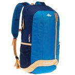 Quechua(ケシュア) ARPENAZ 20 バックパック BLUE/BEIGE 21L 8331243-626936