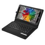 KuGi 7-8インチ タブレット Bluetooth キーボード Qua Tab PX など 7インチ- 8インチ タブレット PC 対応