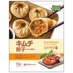 《冷凍》手作りキムチ餃子 約40入 <韓国餃子>