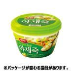 『ヤンバン』野菜お粥 285g <韓国おかゆ・非常食・災害対策>