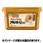 『ヘチャンドル』在来式デンジャン 1kg <韓国調味料・韓国味噌・韓国みそ>