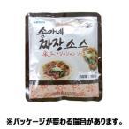 『ソンガネ』チャジャン麺(ソース) <韓国ラーメン>