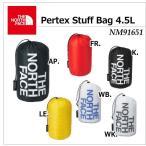 【メール便選択で送料無料】THE NORTH FACE/ノースフェイス Pertex Stuff Bag 4.5L(パーテックススタッフバッグ4.5リットル)/NM91651