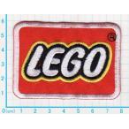 【送料62円】LEGOマーク/アイロンアップリケワッペン/刺繍/ロゴマーク