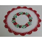 ハンガリー刺繍 マチョー刺繍 テーブルクロス