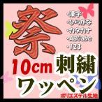 10cm 24色×24色 (ポリエステル)刺繍ワッペン