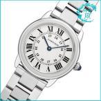 新品同様 カルティエ 腕時計 タンクフランセーズ MM W51011Q3 クオーツ SS 美品 送料無料