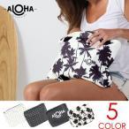 ショッピングポーチ ALOHA COLLECTION(アロハコレクション)ポーチ L(撥水 タイベック)