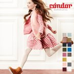 condor(コンドル)ベーシックタイツ リブタイプ / 3歳-10歳用サイズ