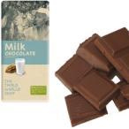 地球食ミルクチョコレート【板チョコ】100g