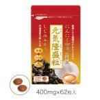 元気隆盛粒 にんにく卵黄 サプリメント しじみ、ウコン、亜鉛も配合 (約1カ月分)
