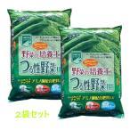 Yahoo!SKショップ ヤフー店【送料無料!お得な2袋セット】野菜の培養土つる性野菜用 20リットル×2袋