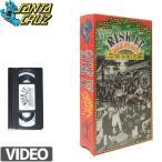 SANTA CRUZ サンタクルーズ スケートボード ビデオ A SPEED WHEELS RISK IT VIDEO VHS ビデオテープ NO1