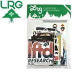 ステッカー ブランド ロゴ エルアールジー LRG FALL 2015 STICKER PACK 13枚入り NO22