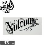 ボルコム VOLCOM ステッカー STICKER 5.8cm x 13cm NO295