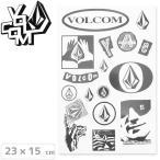 ボルコム VOLCOM ステッカー STICKER SHEET 23cm x 15cm NO327