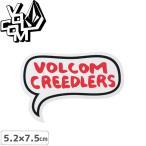 ボルコム VOLCOM ステッカー STICKER 5.2cm x 7.5cm NO78