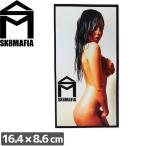 スケートマフィア SK8MAFIA ステッカー SKATEMAFIA GABBY NUDE STICKER 8.6cm x 16.4cm NO53