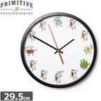 プリミティブ PRIMITIVE 時計  PARTY TRAIN WALL CLOCK 壁掛け 時計 NO1