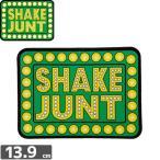 シェークジャント SHAKE JUNT STICKER ステッカー LARGE BOX 10.3cm x 13.9cm NO9