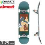 スケボー スケートボード コンプリ―ト オルモスト ALMOST
