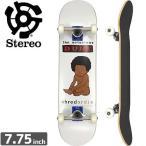 ステレオ STEREO スケートボード コンプリート NOTORIOUS COMPLETE 7.75 x 31.25 NO14