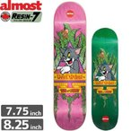 オルモスト ALMOST デッキ TOM AND JERRY PANTHER DECK 7.7 NO104