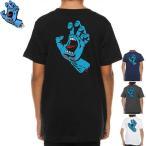 ショッピングサンタ サンタクルズ SANTA CRUZ SCREAMING HAND REGULAR YOUTH TEE ユース サイズ 4カラー NO10