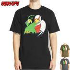 HOOK UPS フックアップ スケボー Tシャツ GALUXY FORCE TEE ブラック グレー カーキ NO10