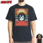 HOOK UPS フックアップ スケボー Tシャツ GIRLS OF THE DEAD TEE ブラック ネイビー NO30