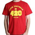 スケボー Tシャツ アイパス I-PATH World Cup 420 レッド NO14