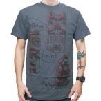 アイパス I-PATH スケボー Tシャツ TOTEM チャコール NO24