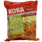 コカ インスタント麺 スパイシーシンガポール風焼きそば 85g 30袋セット 253〔代引き不可〕  トレード
